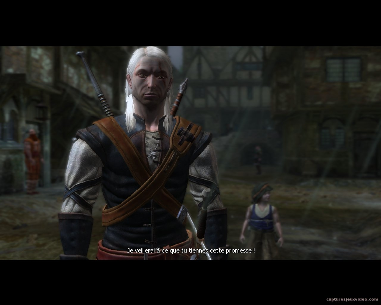 Geralt de Riv - The Witcher capture image