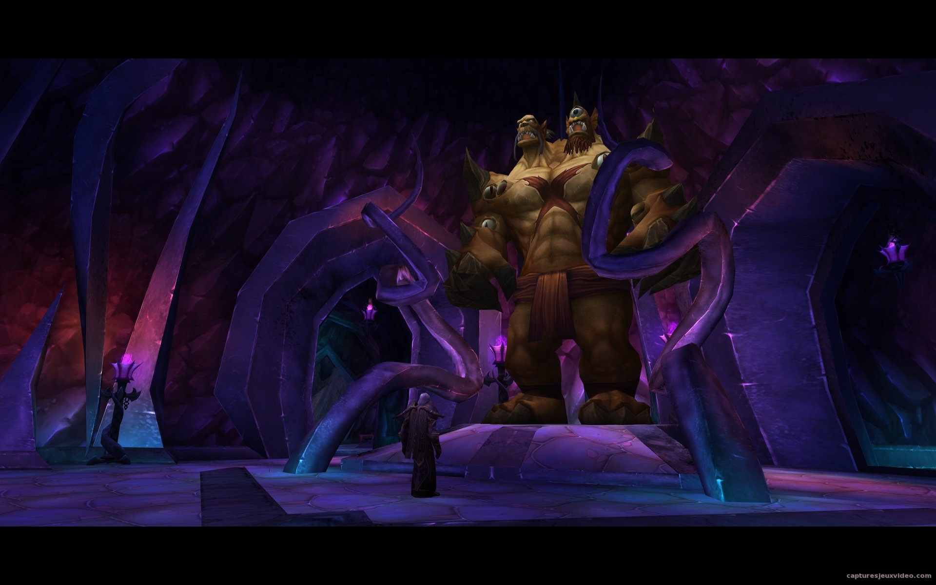 Cho'Gall boss, World of warcraft cataclysm screenshot wallpaper 0404