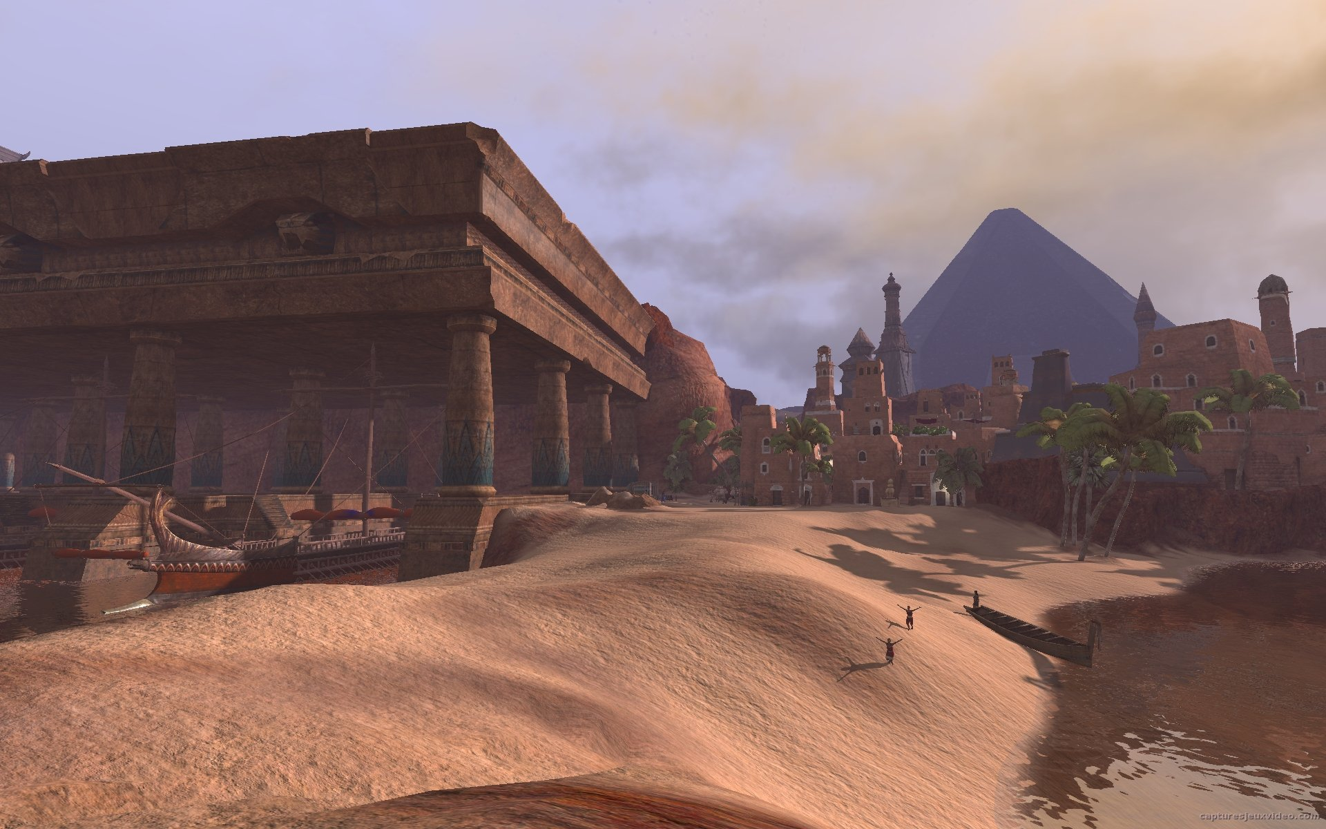 age of conan unchained nouveau khemi screenshot 0008